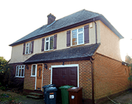 Residential property near Watford